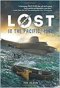 Lost in the Pacific, 1942 : not a drop to drink