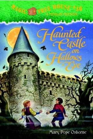 Haunted castle on Hallows Eve