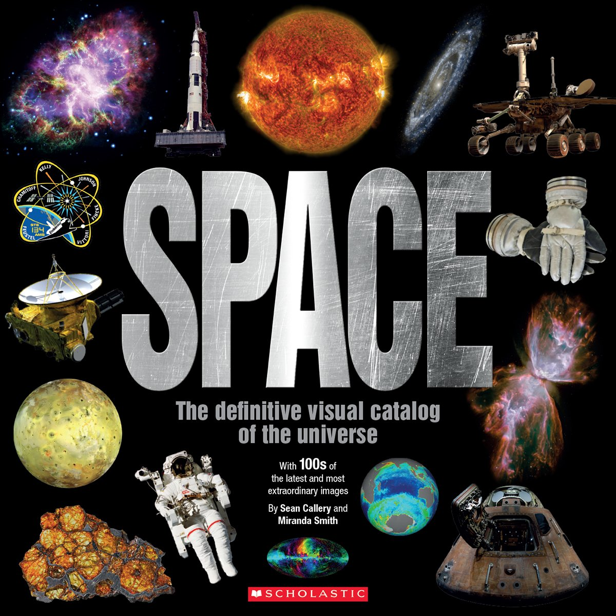 Space : The definitive visual catalog of the universe.